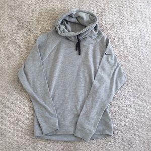 Nike cowl neck jacket